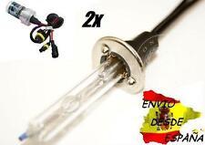 2X BOMBILLA XENON H1 4300K BASE METAL 35W AC HID GRAN CALIDAD PARA KIT XENON CE