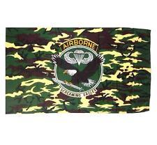 AIRBORNE SCREAMING EAGLES Drapeau/Drapeau Marines