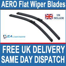 VAUXHALL COMBO 2012+ EA  AERO Flat Wiper Blades 24-16