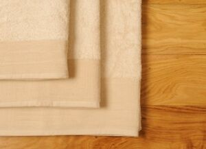Environmentally Friendly Organic 60% Bamboo Fibre 500gsm Towels