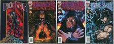 Undertaker Comic Lot w/ Dynamic Forces Ltd to 2000 Deathchrome Cover # 1 Sealed