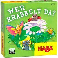 HABA 305505 - Geschenkzwerge - Wer krabbelt da?