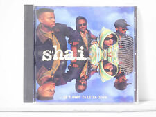 Shai - If I Ever Fall In Love (cd, Gasoline Alley) M-