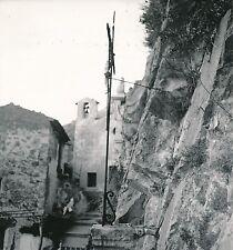 BONSON c.1935 - Chapelle du Passet  Croix  Alpes-Maritimes - Div 7541