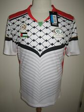 Palestine home rare football shirt soccer jersey maillot trikot camiseta size M