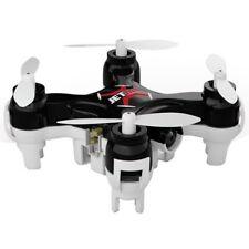 JetJat Nano-C Mini Camera Drone 4 Channel MicroSD Card Recording JJ-NANC-K Black
