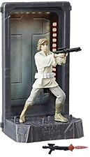 Star Wars Black Series TITANIUM Luke Skywalker 40th Anniversary Figure! NIB