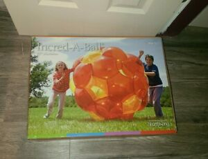 """Incred-A-Ball 65"""" Inflatable Ball * Sold Out Hard To Find * New in Box"""