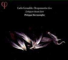 Responsoria 1611, New Music