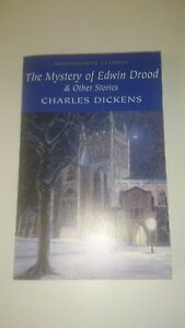 The mystery of Edwin Drood and other stories (Anglais) - Charles Dickens