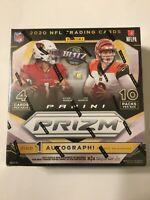 2020 Panini Prizm Football Mega Box 40 Cards Neon Green New Sealed Free Shipping
