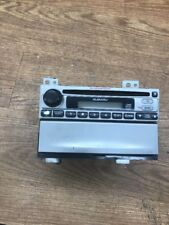 03 04 05 06 Subaru Forester AUDIO RADIO CD AM FM (SINGLE CD) 86201SA021