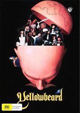 YELLOWBEARD (Cheech & Chong)  -  DVD -  UK Compatible - sealed