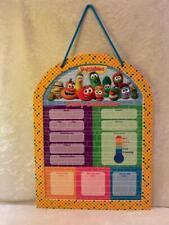 Veggie Tales Daily Magnetic Calendar Board