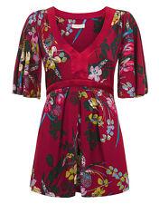 MONSOON Orla Style Print Top Size UK 12 BNWT
