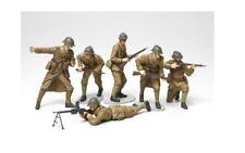 Tamiya 35288 - 1/35 WWII Französische Infantrie Soldaten - Neu
