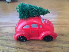 Dept 56 - Snow Village - Auto With Tree