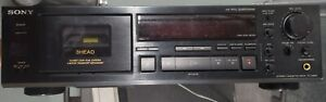 Sony TC-K690 3 Head Cassette Deck NICE CONDITION RECENTLY SERVICED WORKS GREAT!