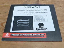 SLEEPWAVE - THROUGH THE LOOKING GLASS !!!!!!!!RARE CD PROMO!!!!!!!!!