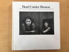 Henri Cartier-Bresson Aperture History of Photography Series Book 1 Photobook