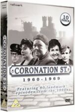 CORONATION STREET 1960 to 1969 series 10 disc box set. New sealed DVD.