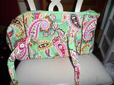 Vera bradley small duffel bag in retired Tutti Frutti