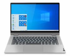 Lenovo IdeaPad Flex 5 14 inch (128GB, Intel Core i3 10th Gen., 3.40GHz, 8GB) Convertible 2-in-1 Laptop - Platinum Grey - 81X10024AU