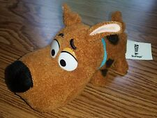 Scooby Doo Six Flags Exclusive Oversized-Head Cute Dog Stuffed Animal Plush Toy