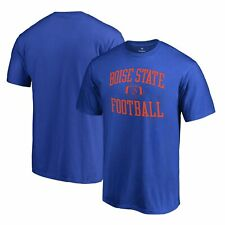 Boise State Broncos Fanatics Branded First Sprint T-Shirt - Royal
