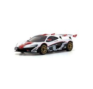 Kyosho K.32324WR Mini-Z RWD McLaren P1 GTR White-Red