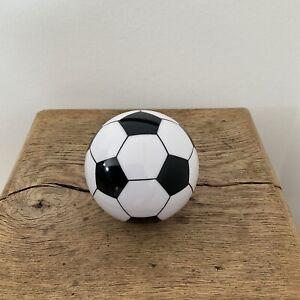 Spardose Sparbüchse Fußball Geräusche Tor Tor