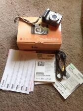 Canon PowerShot A710IS  7.1MP 2.5'' SCREEN  6X Digital Camera  Excellent Cond.