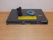 Cisco ASA5550-BUN-K9 +VPNP 3DES Firewall ASA5500-SC-10 10 Context ASA-VPNP-5550