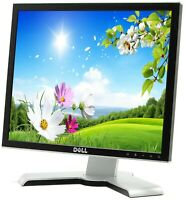 """Name Brand 17"""" LCD Flat Screen Monitor for Desktop Computer PC FREE SHIPPING"""