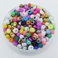 1000Pcs 2MM Charm Czech Glass Beads for Jewelry Making Rondelle SeedBeads Kralen