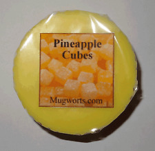 Pineapple Cubes Tart Melt for use in oil burner highly scented, sweets, candy