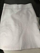 Banana Republic Grey Stretch Pencil Skirt