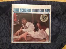 "JIMI HENDRIX Mannish Boy / Trash Man SEALED! Record Store Day 7"" Numbered"