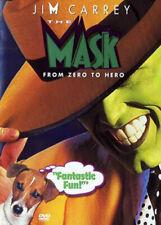 The Mask (1994 Jim Carrey) DVD NEW