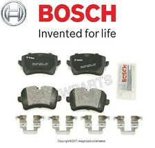For Audi A6 Quattro Rear Brake Pad Set Bosch QuietCast 4G0 698 451