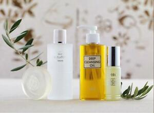 DHC OLIVE ESSENTIALS SET RRP £75 SAVE 57% ONLY £39.99!!