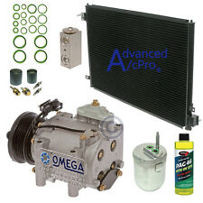 A/C AC Compressor Condenser Kit Fits: 2002 - 2005 Ford Thunderbird V8 3.9L ONLY