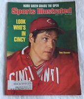 Sports Illustrated June 27, 1977 Tom Seaver Cincinnati Reds Baseball