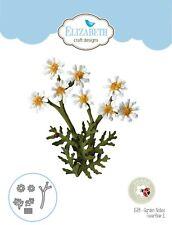 New listing Elizabeth Craft Designs Garden Notes - Feverfew 1 S-7 - New