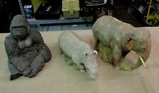 Sandicast Escultura de Pastor alem/án Original Size Tan and Black tama/ño Grande