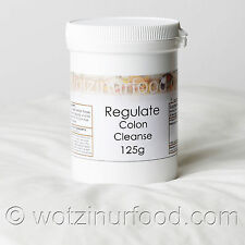 Regulate Colon Cleanse Detox Bowel Movement Candida Organic Wind IBS Indigestion