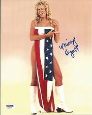 Missy Hyatt Signed 8x10 Photo PSA/DNA COA WWE WCW ECW Picture Autograph Diva NWA
