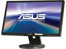"""ASUS VE Series VE208T Black 20"""" 5ms Widescreen LED Backlight LCD Monitor"""