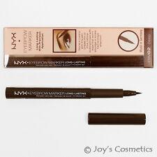 "1 NYX Eyebrow Marker "" EBM 02 - Deep ""     *Joy's cosmetics*"