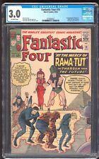 Fantastic Four #19 Marvel 1963 CGC 3.0 GD/VG – 1st Rama-Tut/Kang the Conqueror
